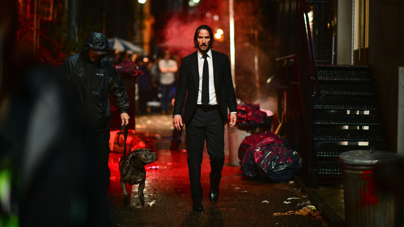 John Wick: Chapter 3 - Parabellum' movie review - Indie Film